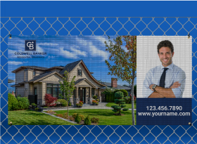 Coldwell Banker</br>Mesh Banners