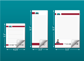 Notepads - EXIT Realty