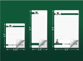 Notepads - Harvey Kalles Real Estate
