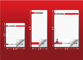 Notepads - Kingsway
