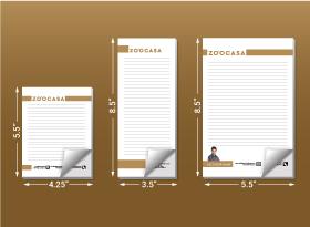Notepads - Zoocasa
