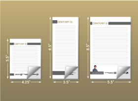 Notepads - Century 21