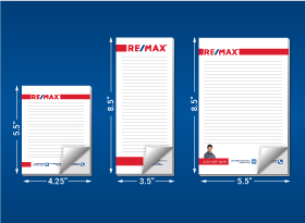Notepads - RE/MAX