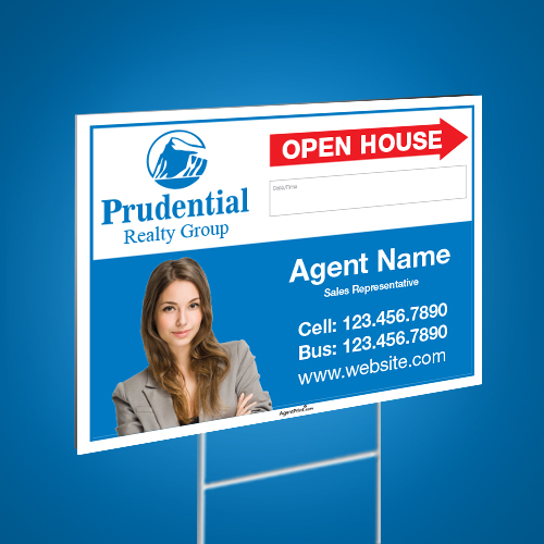 Directional Signs<br><br> - Prudential