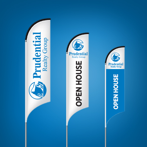 Feather Flags<br><br> - Prudential