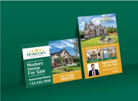 Postcards - Homelife