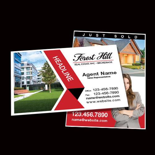 Postcards<br><br> - Forest Hill