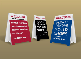 Table Top Signs - Century 21