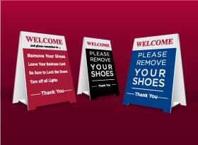 Table Top Signs - Keller Williams