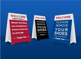 Table Top Signs - Coldwell Banker