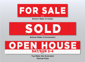 Pre-made Riders - Independent Realtor