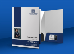 Presentation Folders - Coldwell Banker