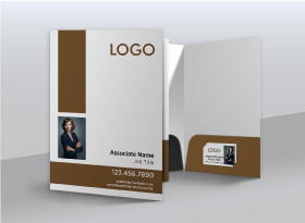 Presentation Folders - Independent Realtor