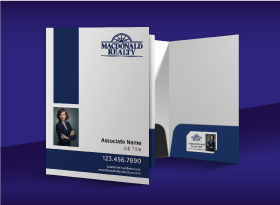 Presentation Folders - Macdonald Realty