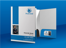 Presentation Folders - Prudential