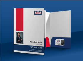 Presentation Folders - Realty Executives