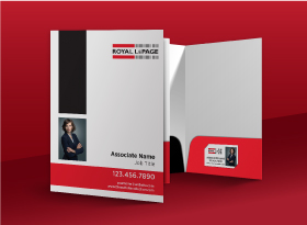 Presentation Folders - Royal LePage