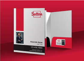 Presentation Folders - Sutto