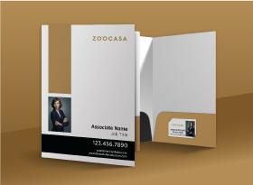 Presentation Folders - Zoocasa