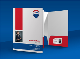 Presentation Folders - REMAX
