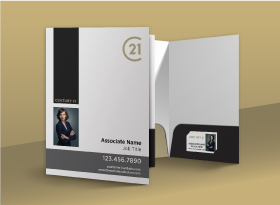 Presentation Folders - Century 21