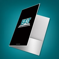 Presentation Folders - Exit Realty