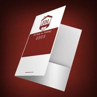 Presentation Folders - JDL