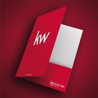Presentation Folders - Keller Williams