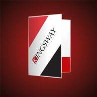 Presentation Folders - Kingsway