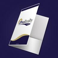 Presentation Folders - iPro Realty