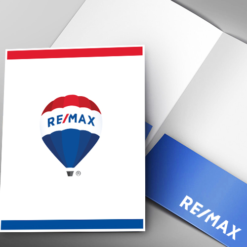 Presentation Folders<br><br> - RE/MAX
