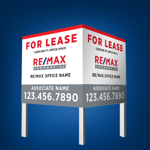 Commercial Signs<br><br> - RE/MAX
