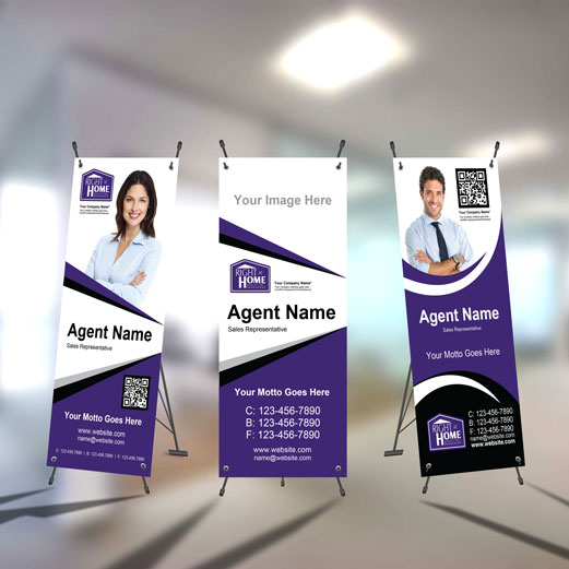 X-Frame Banner<br><br> - Right At Home