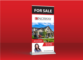 Roll-Up Banners - Kingsway