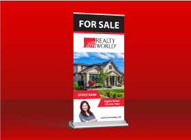 Roll-Up Banners - Realty World