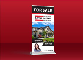 Roll-Up Banners - Royal LePage