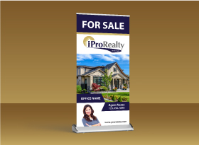 Roll-Up Banners - iPro Realty