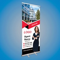 Roll-Up Banners - CIR Realty