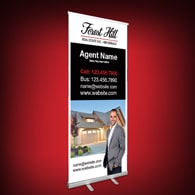 Roll-Up Banners - Forest Hill