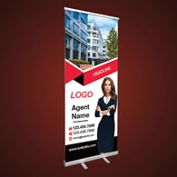 Roll-Up Banners - JDL