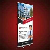 Roll-Up Banners - Keller Williams