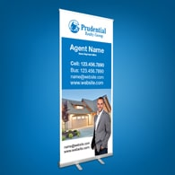 Roll-Up Banners - Prudential