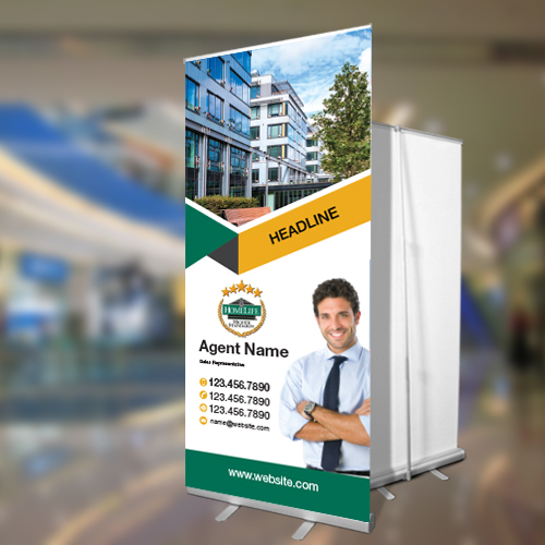 Roll Up Banner - HomeLife