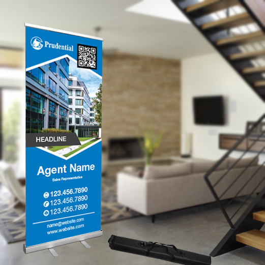 X-Frame Banners<br><br> - Prudential