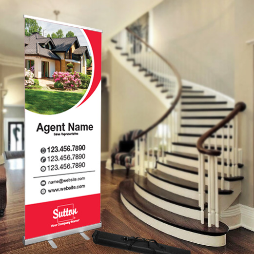 Roll-Up Banners<br><br> - Sutton