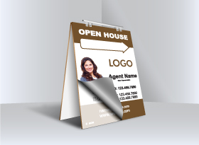 Sandwich Boards Reface and Repair - Independent Realtor