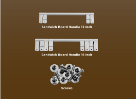 Sandwich Board Handles - Independent Realtor