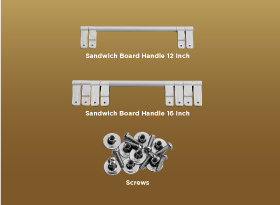 Sandwich Board Handles - iPro Realty