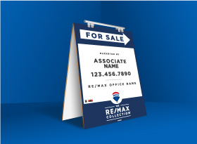 RE/MAX Collection <br> Sandwich Boards (Standard)