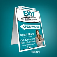 Sandwich Boards (Standard) - Exit Realty